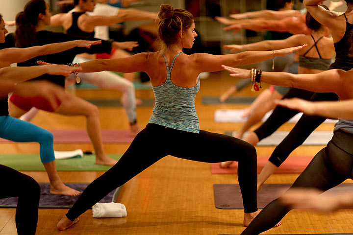 Lululemon says L.A.'s port woes are impeding the yoga-maker's sales.