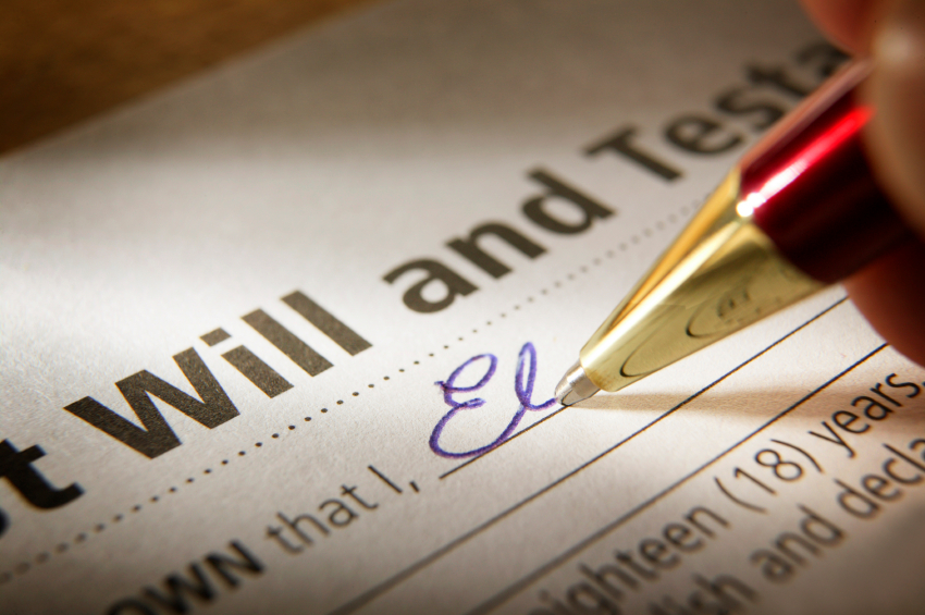 The mortality of deathbed wills - image