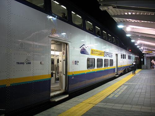 West Coast Express.