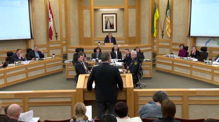 First Saskatoon city council meeting of 2014 includes Kinsmen Park's renovation, asphalt usage and a new heritage property.