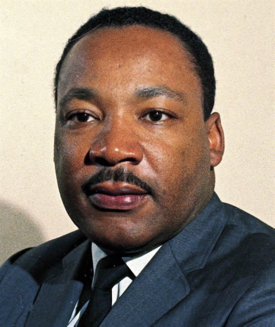 A Montreal park will don Martin Luther King Jr.'s name.