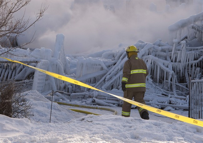 Fire in Quebec kills at least 3 30 missing