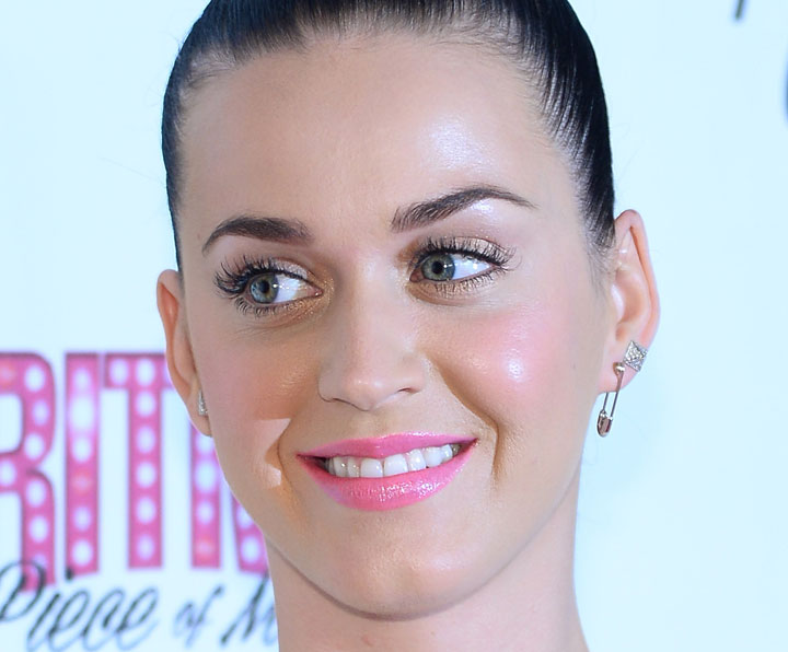 Katy Perry, pictured in December 2014.