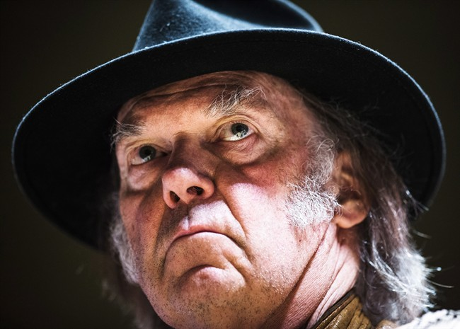 POLL: What do you think of Neil Young's anti-oilsands campaign? - image