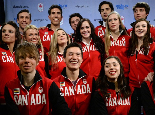 Download our calendar of events at the Sochi Olympics and keep up with Canada's Olympic team.