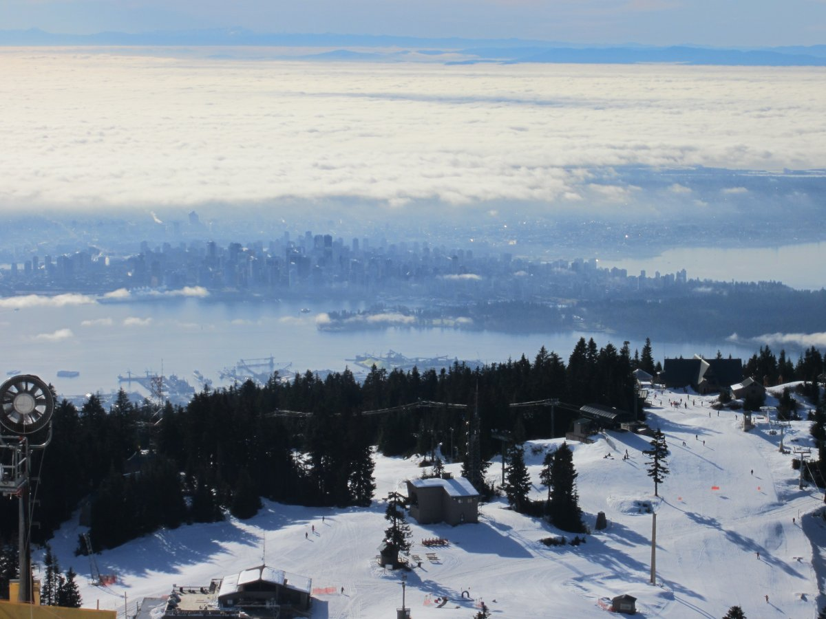 Shealgh Westfield - Grouse Mountain.