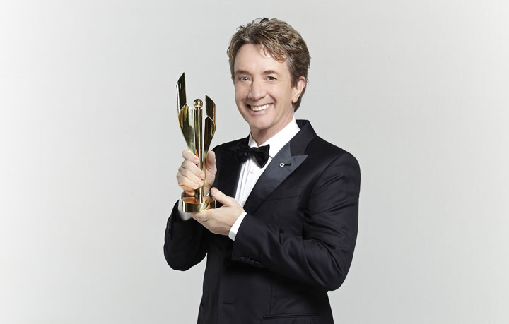 Martin Short hosts the Canadian Screen Awards on March 9.