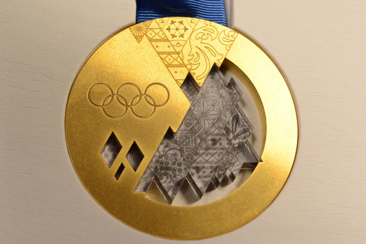 Going for gold at the 2014 Sochi Winter Olympics. Full medal count and results.