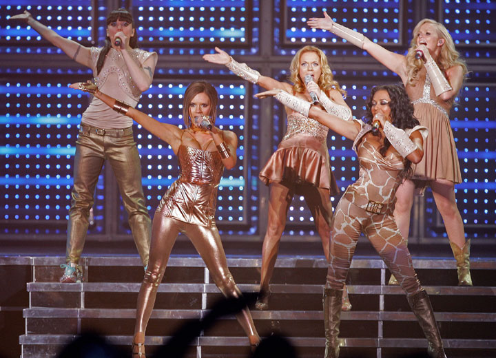 The Spice Girls former manager claims Posh Spice felt 'uncomfortable' in the Spice Girls.