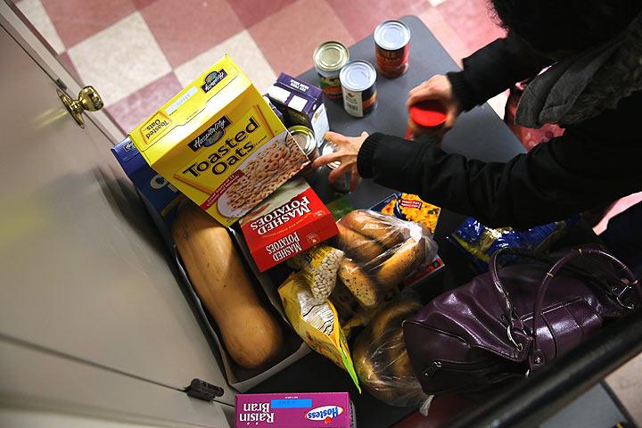 Doctors lobby against U.S. food stamp cuts