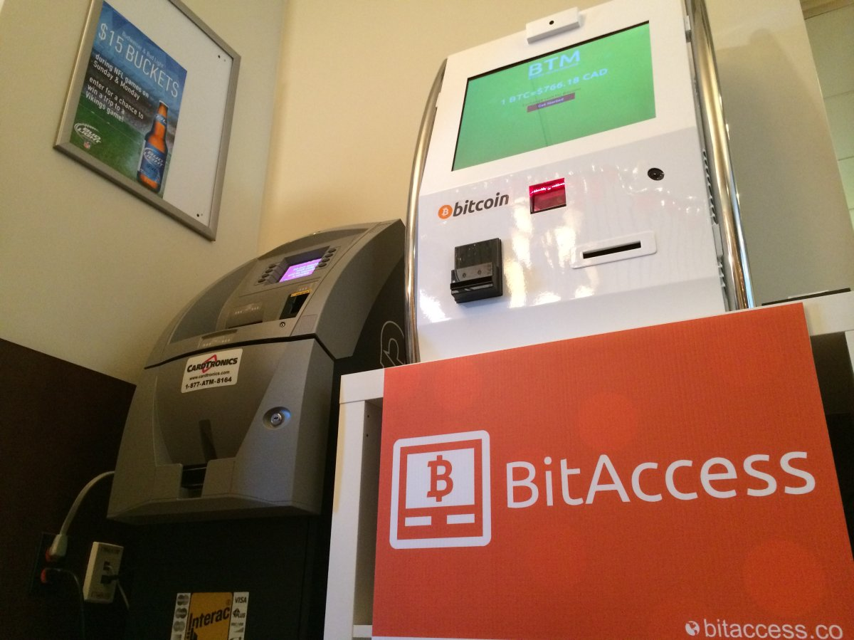 CoinFest 2014 kicked off Saturday with the debut of Winnipeg's first Bitcoin ATM.