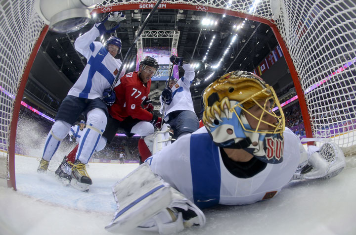Sochi Olympics | Men's playoff hockey schedule announced
