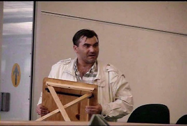 Robert Dziekanski died after he was Tasered by police at the Vancouver airport.