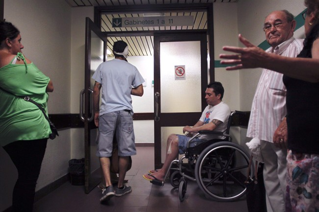 Two separate reports being released Tuesday said Canada's health care wait times leave much to be desired.