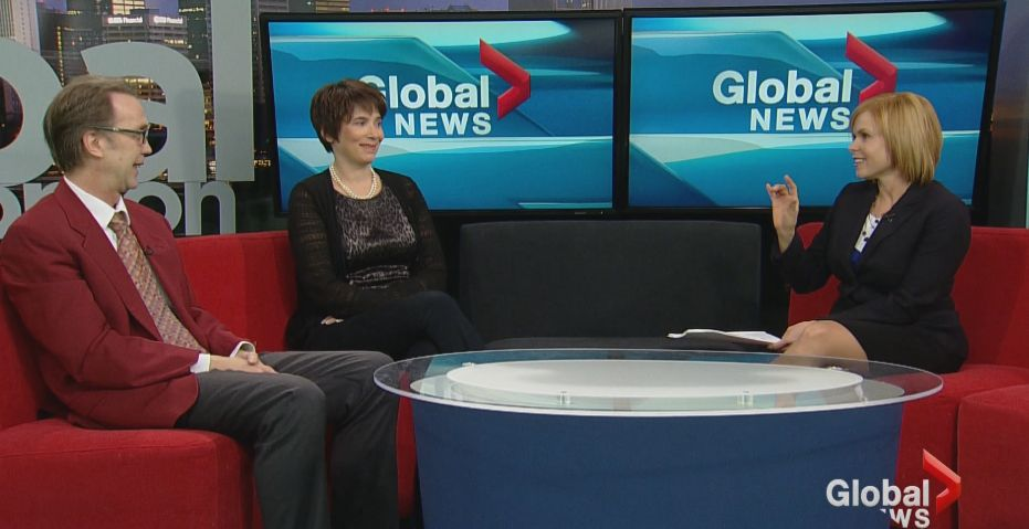 Friday, February 28, 2014: Global Edmonton Morning News - image