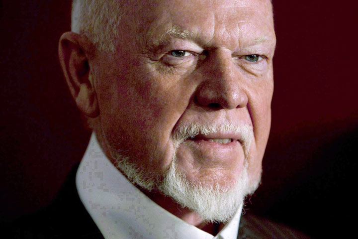 Don Cherry, pictured in 2011, turns 80 on Feb. 5.
