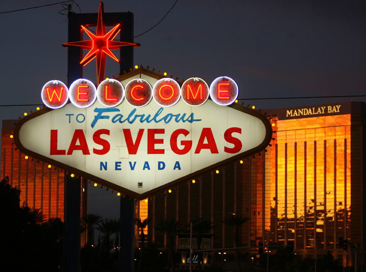 It's time to go outside, Vegas visitor! Gambling is hardly this town's priority anymore.