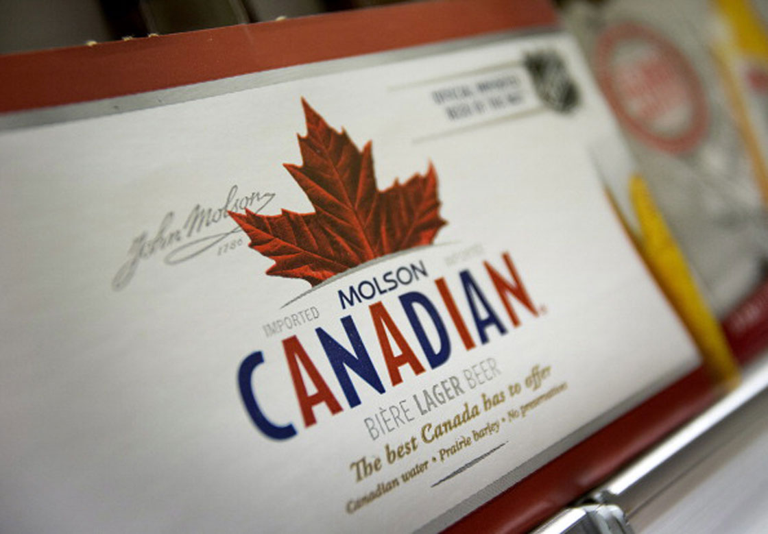 The price of a 24-pack of Molson Canadian beer varies across the country. The cost of a case is cheapest in Quebec, and most expensive in the Northwest Territories.