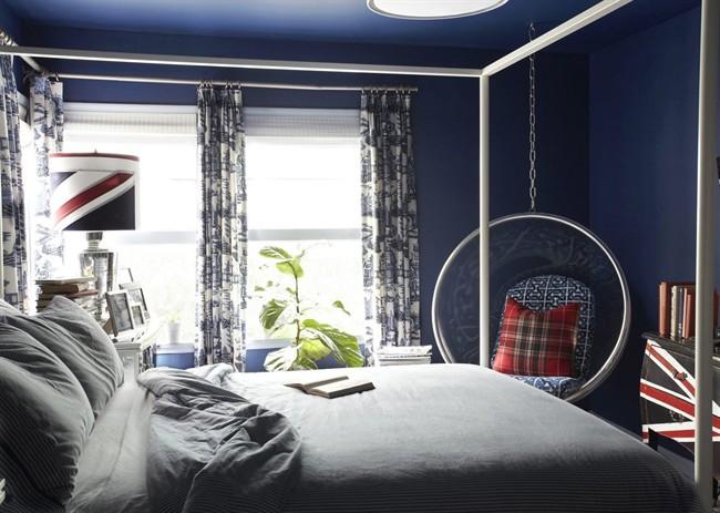 Ask a Designer multi-faceted master bedroom