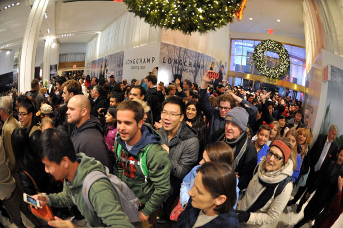 The retail sales trends over the past two years suggest Black Friday has taken root here in Canada, experts say.