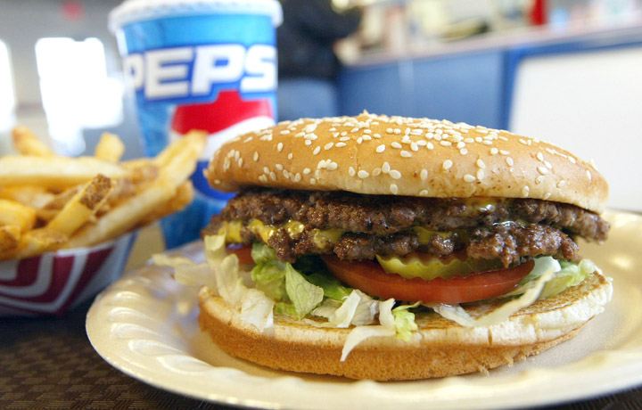 Reality check: Are cheeseburgers really as deadly as smoking?