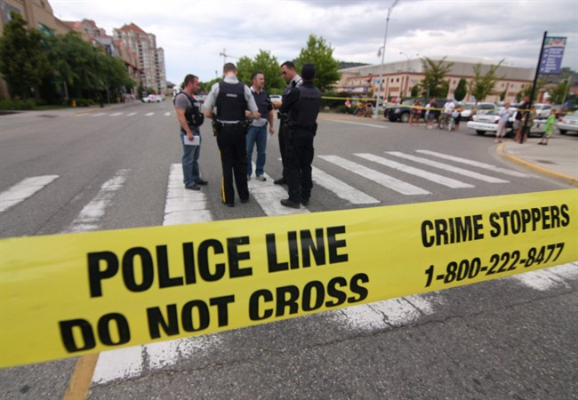 Crime was up in Canada last year for the first time in over a decade.