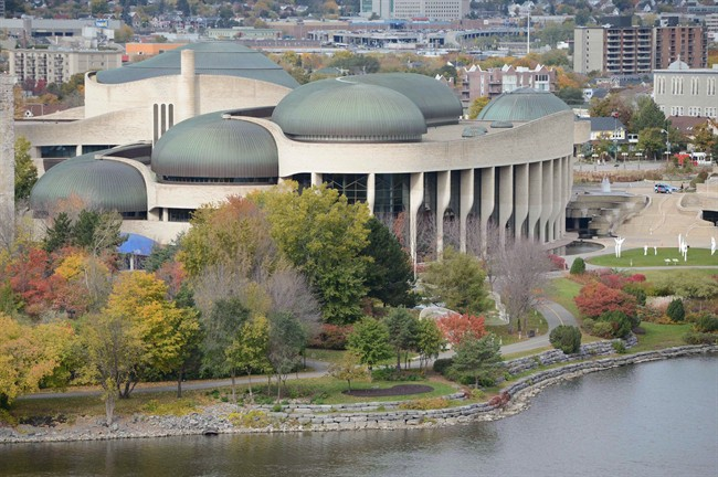 A view of the Canadian Museum of History is shown in Gatineau, Que., on Tuesday, Oct.16, 2012.