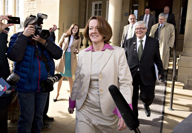 Redford a no-show in question period - image