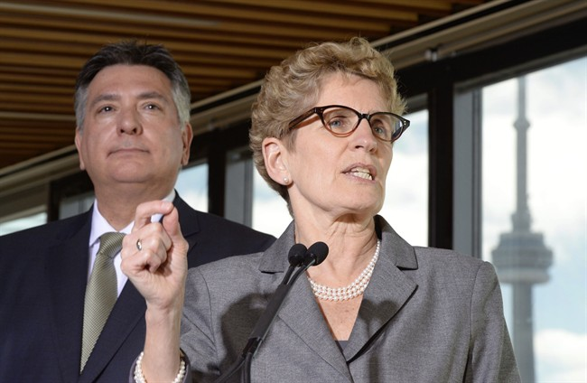 A leaked document suggests the Ontario budget may increase taxes on high income earners