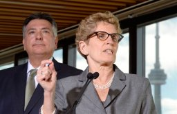 Continue reading: Wynne expects more women in leadership roles despite loss of 4 premiers