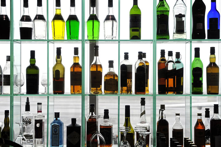 The 12-bottle home bar: Why these are the only liquors you need