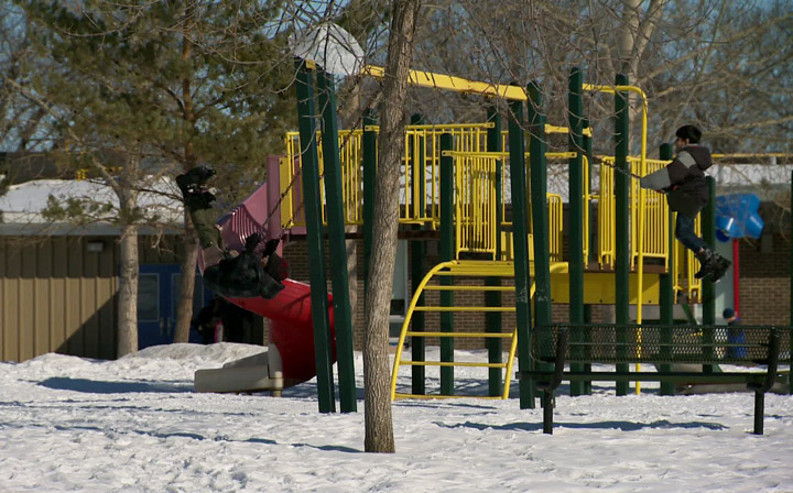 The City is considering revamping Saskatoon speed zones, specifically on streets surrounding children's playgrounds.