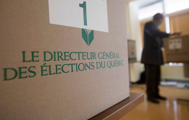 Live coverage of the 2014 Quebec election
