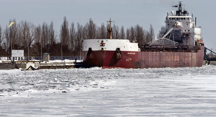The St. Lawrence Seaway