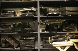 Continue reading: Typewriters make a comeback in wake of the Sony cyber-attack