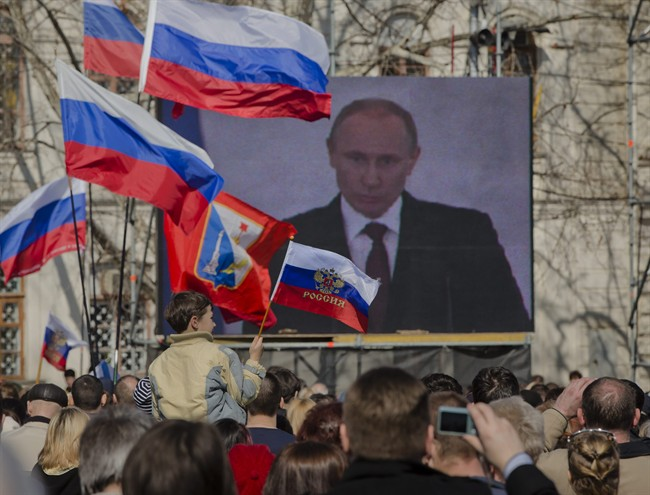 Some former Soviet states, such as Moldova and Estonia, may feel uneasy about Russia's actions in Crimea