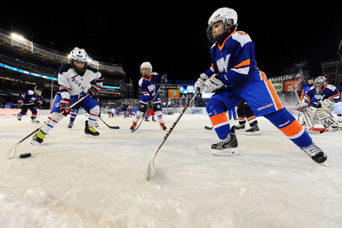 More than third of parents polled by Scotiabank say the costs of hockey have become unaffordable -- posing a risk to already flat growth among younger players.