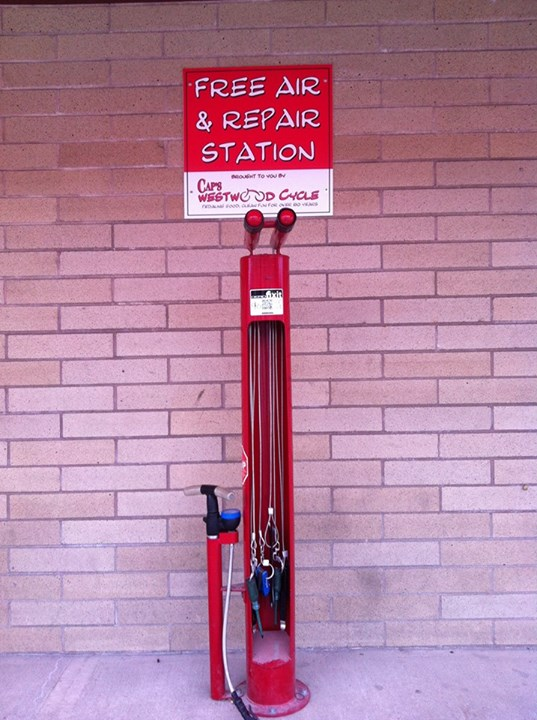 Free Air Pump Stolen From A Port Coquitlam Bike Shop Bc Globalnews Ca