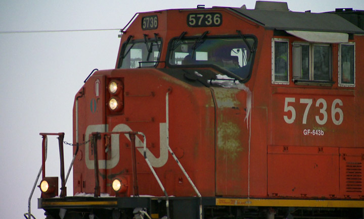Expectations for moving bumper crop were unrealistic: CN president.