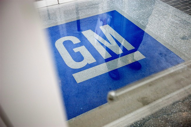 The Harper government says it has sold its remaining shares in General Motors.