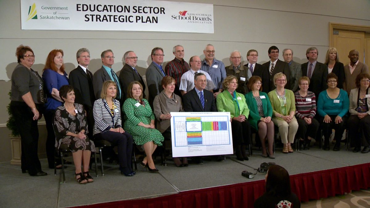 The Government of Saskatchewan announced the first province-wide education plan Friday.