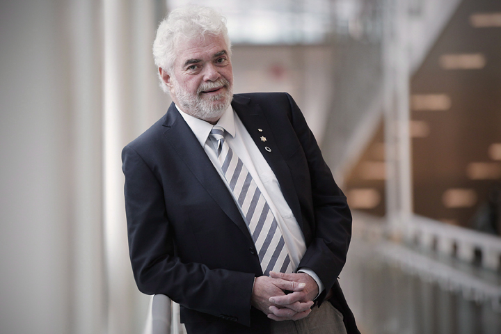 Dr. Frank Plummer Plummer has been battling health problems and left his position as head of the National Microbiology Lab at the end of March.