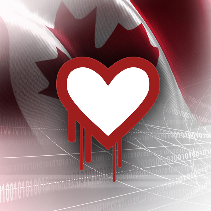 An encryption flaw now known as the Heartbleed bug has made a major impact on online security. The flaw has affected many online services and websites that Canadians access every day.
