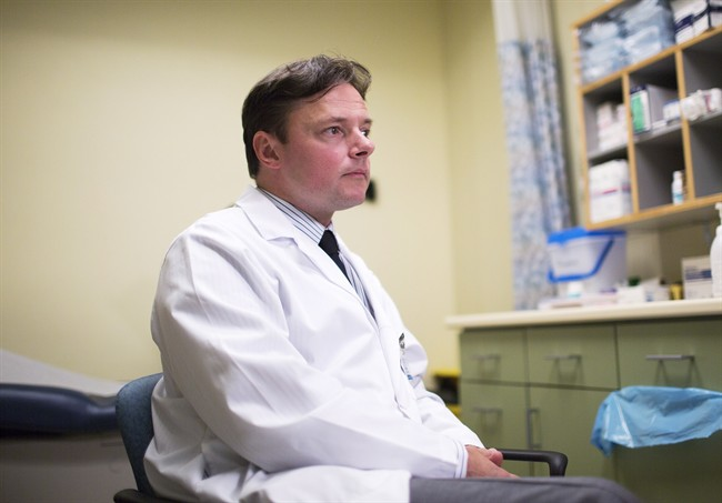 """Co-author Dr. David Juurlink, head of the division of clinical pharmacology and toxicology at Sunnybrook Health Sciences Centre, says the findings highlight the """"massive societal toll of opioid-related morbidity and mortality.""""."""