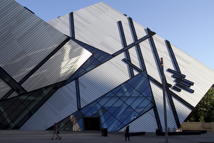 The Royal Ontario Museum is opening up in its entirety this weekend