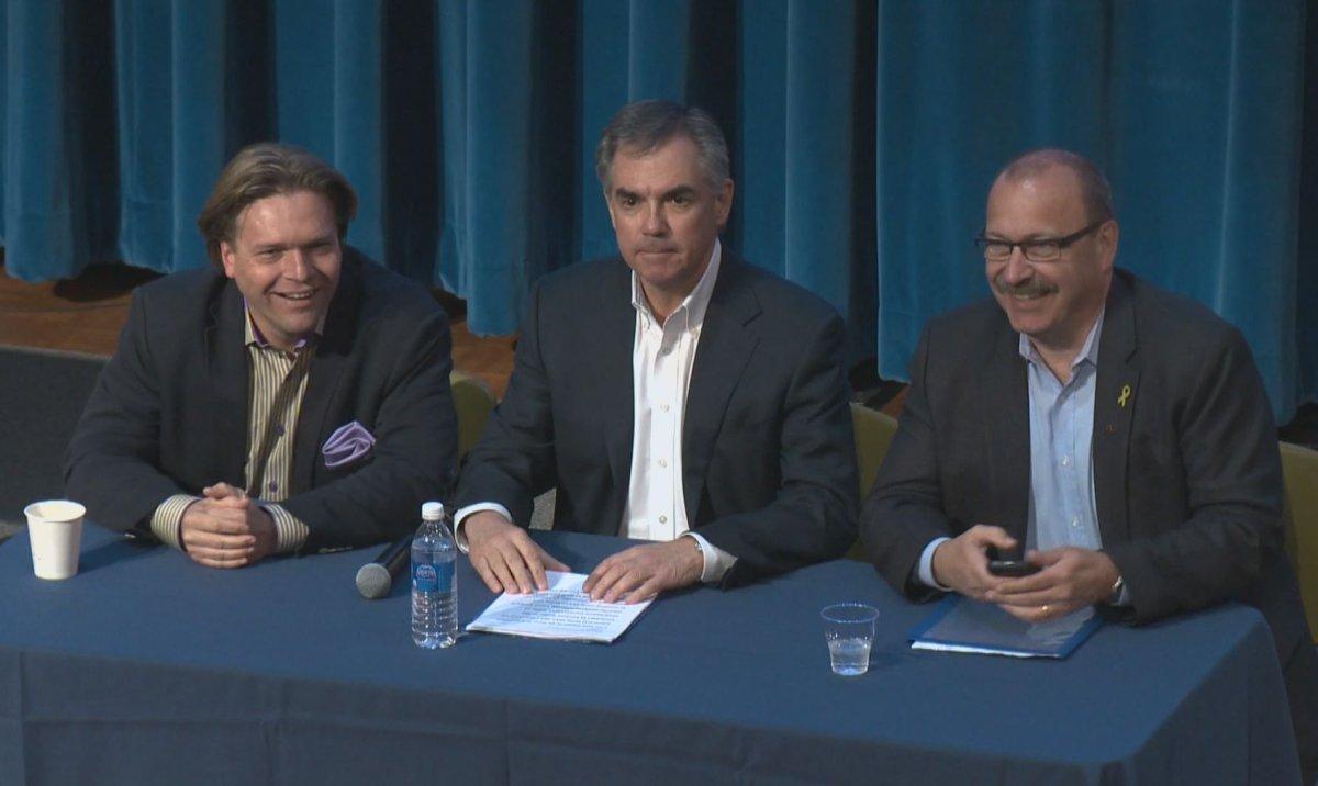 Alberta PC leadership candidates