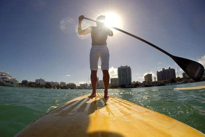 Why you should try standup paddleboarding