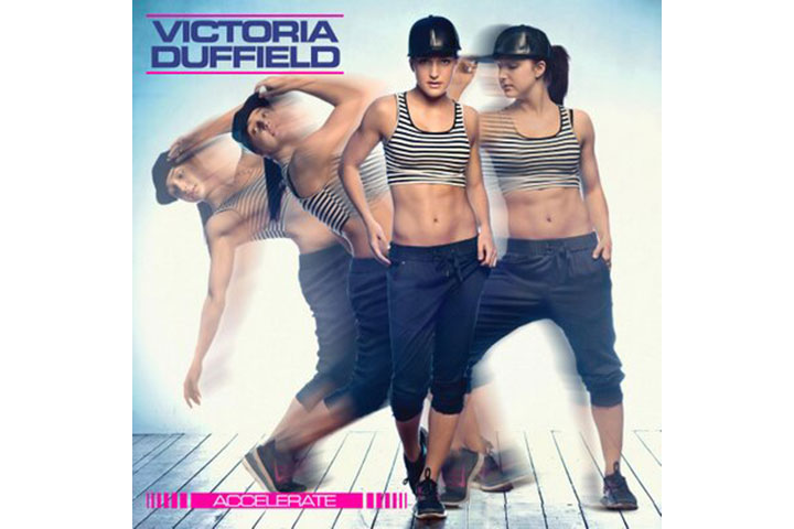 Victoria Duffield's 'Accelerate' is out June 3, 2014.