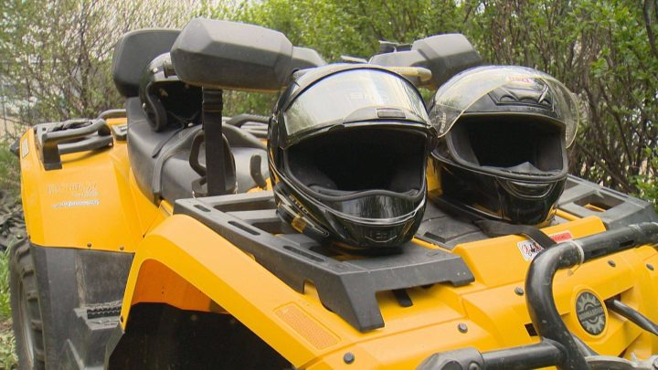 ATV safety is being highlighted after two people in Saskatchewan died while riding this month.