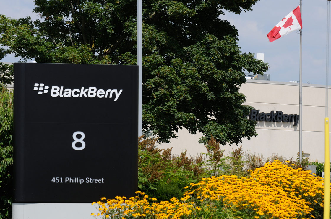 BlackBerry is one step closer to selling off the majority of its Canadian real estate.